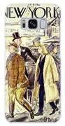 New Yorker November 5 1938 Galaxy S8 Case