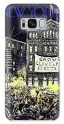 New Yorker October 31 1936 Galaxy S8 Case