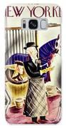 New Yorker September 26 1936 Galaxy S8 Case