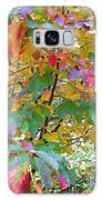October Watercolors_4 Galaxy S8 Case