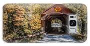 Old Covered Bridge Vermont Galaxy S8 Case