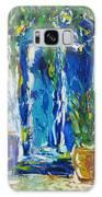 Our Blue Door Galaxy S8 Case