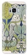 Owls, 1913 Galaxy S8 Case
