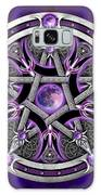 Pentacle Of The Purple Moon Galaxy S8 Case
