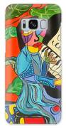Piano Lady Galaxy S8 Case