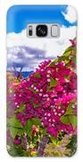 Pink Bush Galaxy S8 Case