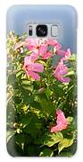 Pink Flowers By The Lake Galaxy S8 Case