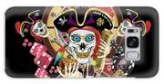 Pirate Lafitte Lake Charles La Throw Pillow Galaxy S8 Case