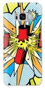 Pop Firecracker Galaxy Case by Gary Grayson