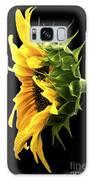 Portrait Of A Sunflower Galaxy S8 Case
