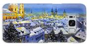 Prague After Snow Fall Galaxy S8 Case