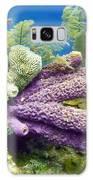 Purple Sponge Galaxy S8 Case