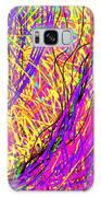 Rainbow Divine Fire Light Galaxy S8 Case
