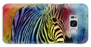 Rainbow Zebra Galaxy S8 Case
