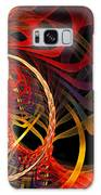 Ring Of Fire Galaxy S8 Case