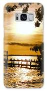 River Acres Jaynes Sunset Galaxy S8 Case