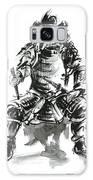 Samurai Sword Bushido Katana Armor Silver Steel Plate Metal Kabuto Costume Helmet Martial Arts Sumi- Galaxy Case