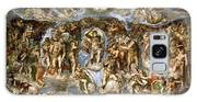 Sistine Chapel The Last Judgement, 1538-41 Fresco Pre-restoration Galaxy S8 Case