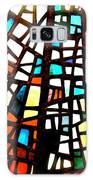 Skalholt Window Galaxy Case by HweeYen Ong