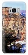 Snowy Grand Canyon Vista Galaxy S8 Case