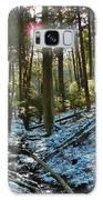 Snowy Valley Galaxy S8 Case