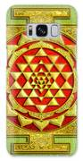 Sri Gold Yantra Galaxy S8 Case