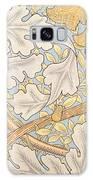 St James Wallpaper Design Galaxy Case