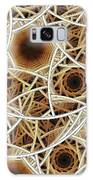 Straw Mosaic Galaxy S8 Case