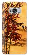 Sumi-e Red Bamboo Galaxy S8 Case