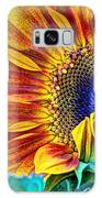 Sunflower Abstract Galaxy S8 Case