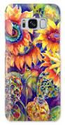 Sunflower Garden Galaxy S8 Case