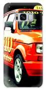 Taxi Line Galaxy S8 Case