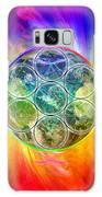 Tetra64 Polarity Earth Galaxy Case by Derek Gedney