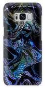 The Dragon Behind The Mask  Galaxy S8 Case