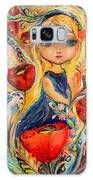 The Fairies Of Zodiac Series - Virgo Galaxy S8 Case