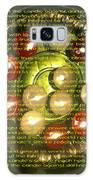 The Light Pantoum Poem Galaxy S8 Case