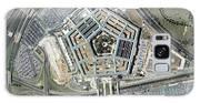 The Pentagon Galaxy S8 Case