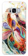 The Splash Of Life Series Pure White No 1 Galaxy S8 Case