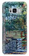 Two Trees And A Gate Galaxy S8 Case