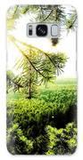 Under The Evergreen Galaxy S8 Case