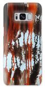 Sunrise Of Duars Galaxy Case by Tamal Sen Sharma