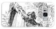 Valentines Day, 1855 Galaxy S8 Case
