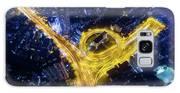 Vein Of The City Galaxy S8 Case