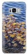 Wave Of Fall Leaves Galaxy S8 Case