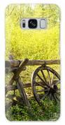 Wheel On Fence Galaxy S8 Case