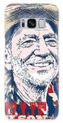 Willie Nelson Pop Art Galaxy S8 Case