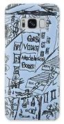 Wind Of Change 2014. Poezja I Sztuka Jest Wspolnym Jezykiem Swiata  Galaxy S8 Case
