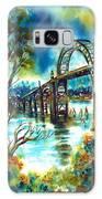 Yaquina Bay Bridge Galaxy S8 Case