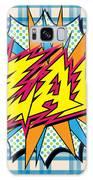 Zap Galaxy Case by Gary Grayson