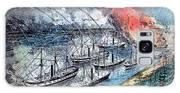 American Civil War, Farraguts Fleet Galaxy S8 Case